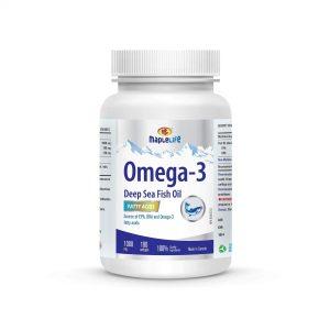MapleLife Omega-3 Deep Sea Fish Oil 1000mg 100 softgels