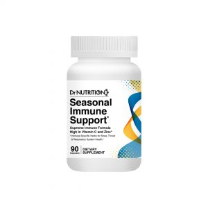 Dr Nutrition Seasonal Immune Support 90 Capsules