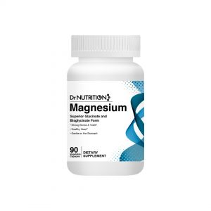 Dr Nutrition Magnesium 90 vegetable capsules
