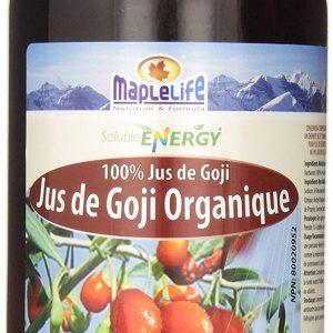 MapleLife Jus de Goji Organique 1000ml