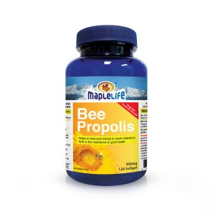 MapleLife Bee Propolis 500mg 120 softgel