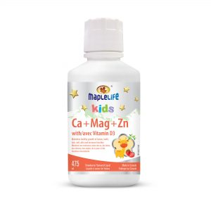 MapleLife Kids Ca+Mag+Zn with Vitamine D3 475ml