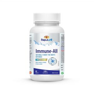 MapleLife Immune-All 60 Capsules