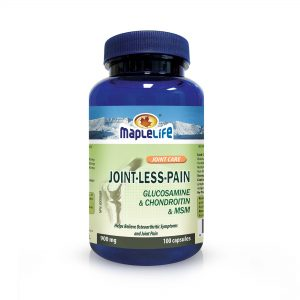 MapleLife Joint-Less-Pain 900mg 100 capsules