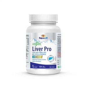 MapleLife Vegan Liver Pro 60 veggies Capsules