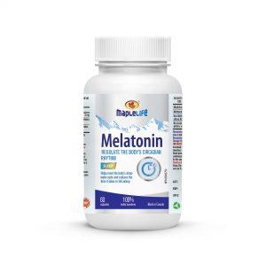 MapleLife Melatonin 60 Capsules
