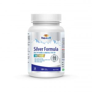 MapleLife Silver Formula 100 tablets