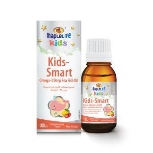 MapleLife Kids Kids-smart omega-3 deep sea fish oil 100ml